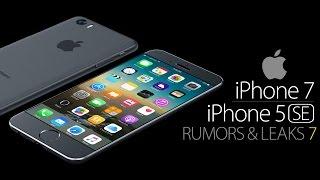 iPhone 7, 7 Plus & 5Se - Leaks & Rumors Part 7!, iPhone, Apple, iphone 7