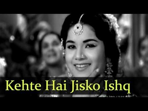 Video Kehte Hai Jisko Ishq - Qawwali - Shamshad Begum - Aaj Aur Kal - Bollywood Old Songs download in MP3, 3GP, MP4, WEBM, AVI, FLV January 2017
