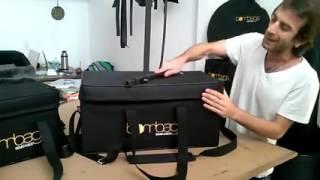 Bombags Semicases para cabeçotes e gabinetes