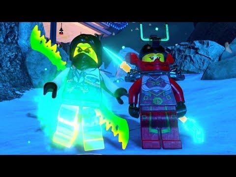 The LEGO Ninjago Movie Videogame - Unclimbable Mountain & Battlefield 100% Guide (All Collectibles)
