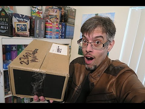 Unboxing A Big Box Of Blu rays and Dvds !!!