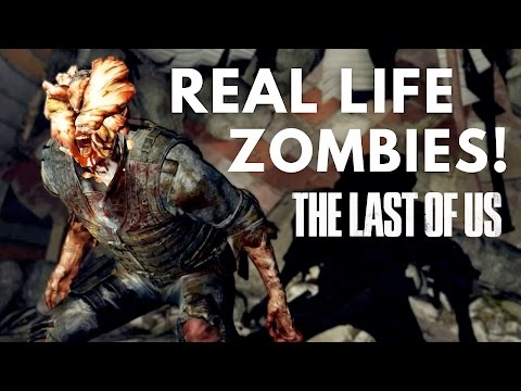 Could You Become A Zombie? | Science Of The Last Of Us (видео)