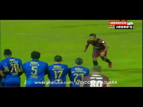 PSM Makassar vs Persib 2 1 All Goals & Highlights   Liga 1 Indonesia