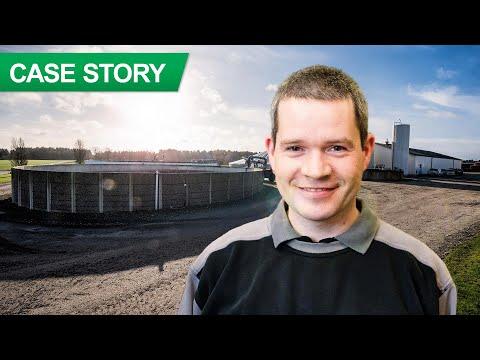 DEIF biogas solution: Fine-tuning for profit - Nimtofte Biogas: Aarhus, Denmark (full story)