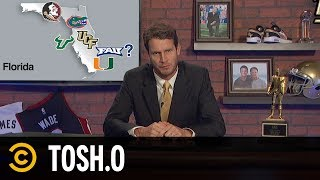 Tosh's Ultimate College Sports Talk Show - Tosh.0