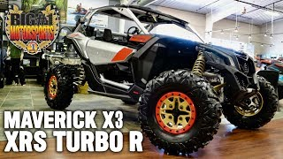 10. 2019 Can-Am Maverick X3 XRS Turbo R walk-around!