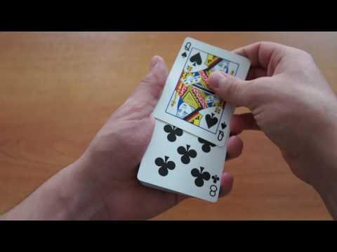 Бесплатное обучение фокусам 44: Обучение карточным фокусам Лучшие фокусы с картами в мире