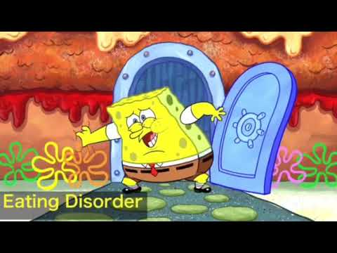 Disorders Portrayed by Spongebob