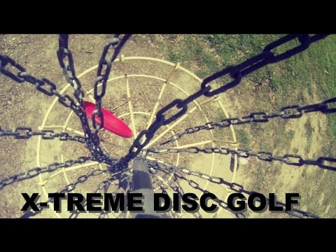 GoPro Hero Compilation Disc Golf (feat. Nilla the dog)