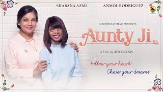 Video AUNTYJI    Shabana Azmi & Anmol Rodriguez    Hindi Short Film by Adeeb Rais    MP3, 3GP, MP4, WEBM, AVI, FLV Juni 2019