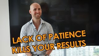 "Join Online Business Mastery Accelerator:https://onlinebusinessmasteryaccelerator.com/Do you give up when things get hard? In this video, I am here to tell you that your lack of patience, distractions & ""Shiny Object Syndrome"" are killing your results. We have all been guilty of this from time to time. In business terms, the Shiny Object Syndrome is when a new idea captures your attention in such a way that you get distracted and go off in many directions, instead of remaining focused on your goal. The result is that you end up achieving nothing.If you want to be successful in life you need to focus on one thing and give it everything that you have, despite that fact that there may be easier, more profitable routes to your desired destination. This is a very important habit to develop early on in your business, because as you become more successful, there will be more opportunities that arise that will throw you off course, if you let them.Yes, these opportunities may benefit your life, but there is no possible way that you can take on all of them at once. Ultimately, they will only serve as distractions to your overall purpose in life. When you commit 100% of your efforts to one thing, you will not only make greater leaps, but you will also be more focused, and in turn, achieve more.If your lack of patience, distractions & ""Shiny Object Syndrome"" are killing your results, it's time to make a change. Are you ready to stop dabbling and master your online business?★☆★ VIEW THE BLOG POST: ★☆★http://projectlifemastery.com/shiny-object-syndrome/★☆★ SUBSCRIBE TO ME ON YOUTUBE: ★☆★Subscribe ► http://projectlifemastery.com/youtube★☆★ FOLLOW ME BELOW: ★☆★Blog ► http://www.projectlifemastery.comTwitter ► http://www.projectlifemastery.com/twitterTwitter ► http://www.twitter.com/stefanjames23Facebook ► http://www.projectlifemastery.com/facebookFacebook ► http://www.facebook.com/stefanjames23Instagram ► http://projectlifemastery.com/instagramInstagram ► http://www.instagram.com/stefanjames23Snapchat ► http://projectlifemastery.com/snapchatPeriscope ► http://projectlifemastery.com/periscopeiTunes Podcast ► http://www.projectlifemastery.com/itunes★☆★ MY PRODUCTS & COURSES: ★☆★Life Mastery Accelerator ► http://www.lifemasteryaccelerator.comOnline Business Mastery Accelerator ► http://www.onlinebusinessmasteryaccelerator.comMorning Ritual Mastery ► http://www.morningritualmastery.comAffiliate Marketing Mastery ► http://www.affiliatemarketingmastery.comKindle Money Mastery ► http://www.kmoneymastery.com24 Hour Book Program ► http://www.24hourbook.comKindle Optimizer ► http://www.koptimizer.com★☆★ MERCHANDISE: ★☆★Mastery Apparel ► http://www.masteryapparel.com★☆★ RECOMMENDED RESOURCES: ★☆★http://www.projectlifemastery.com/resourcesIf you found this video valuable, give it a like.If you know someone who needs to see it, share it.Leave a comment below with your thoughts.Add it to a playlist if you want to watch it later."