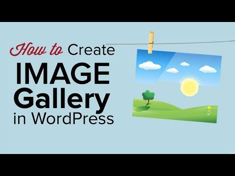 Video How to Create an Image Gallery in WordPress download in MP3, 3GP, MP4, WEBM, AVI, FLV January 2017