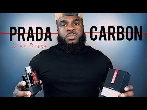 Prada Luna Rossa Carbon Fragrance Review