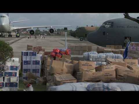 Philippines: Typhoon Haiyan Survivors