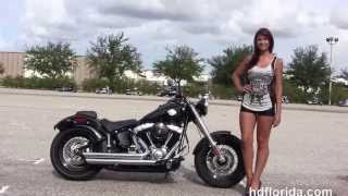 3. Used 2012 Harley Davidson Softail Slim Motorcycles for sale