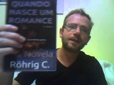 #Onde comprar o livro?  ?Quando nasce um romance ?