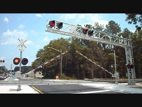 railroad crossing - This is my 6th addition to my Railroad Crossing Signals 51 Through 60 Which Is Your Favorite. Wait till you see Railroad Crossing Signal 60. Please vote on y...