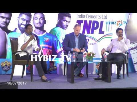 , Tamil Nadu Premier League 2017 at Chennai
