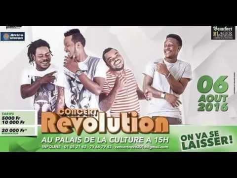 Concert Vidéo Révolution