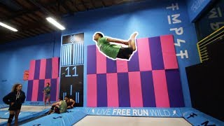 Video AFTER 2 YEARS OF NO FLIPS HE SOMEHOW DID THIS! MP3, 3GP, MP4, WEBM, AVI, FLV Juli 2019