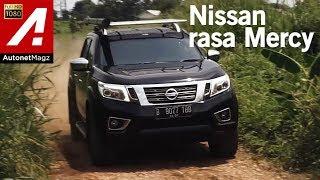 Video Nissan Navara NP300 Review & Test Drive by AutonetMagz MP3, 3GP, MP4, WEBM, AVI, FLV Desember 2017