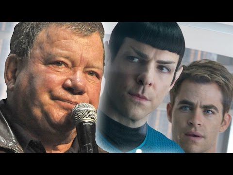 STAR - William Shatner Confirms Possible Star Trek 3 Role Subscribe Now! ▻ http://bit.ly/SubClevverMovies William Shatner may finally be going boldly back to where he's gone before. Just last...
