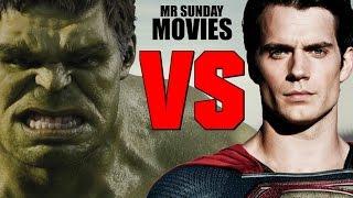 Video SUPERMAN VS. THE HULK - Who Would Win? MP3, 3GP, MP4, WEBM, AVI, FLV Juni 2018