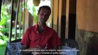 Cómo vive un arquitecto italiano en Ilha de Mozambique. Gabriele llegó a Ilha hace catorce años pensando en estar seis meses,...