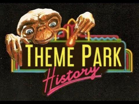 The Theme Park History of ET Adventure (Universal Studios Florida/Hollywood/Japan)