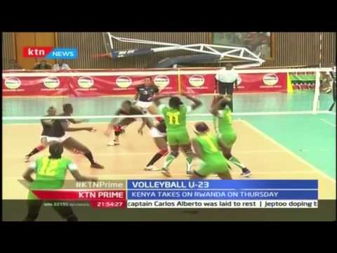KTN Prime: Kenya faces Rwanda in U23 tourney in Kasarani on Thursday