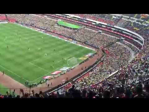 América vs ATLAS Apertura 2015 Barra 51 - Barra 51 - Atlas