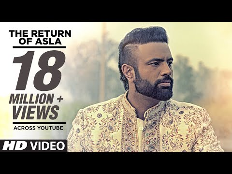 The Return Of Asla: Gagan Kokri New Punjabi Song 2017 | T-Series Apnapunjab