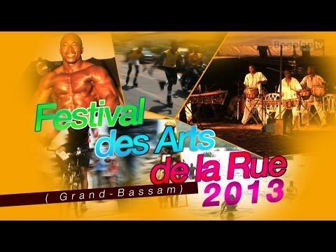 Festival des Arts de la Rue de Grand-Bassam