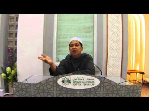 USTAZ SUHAIMI AHMAD WAKID - HAK SUAMI ISTERI DALAM RUMAHTANGGA