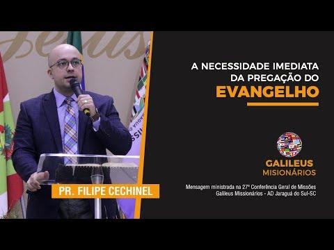 A Necessidade Imediata da Pregação do Evangelho -