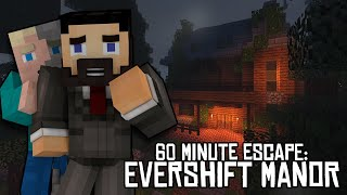 MINECRAFT ESCAPE ROOM: Evershift Manor