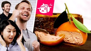 I Tried To Re-Create This Orange Made Of Meat • Eating Your Feed • Tasty by Tasty
