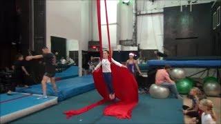 Video Cirque du Soleil Kids Christmas party 2017 MP3, 3GP, MP4, WEBM, AVI, FLV Juli 2018