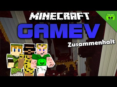 MINECRAFT Adventure Map # 36 - Game V «» Let's Play Minecraft Together | HD