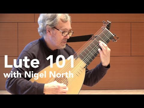 Lute 101 With Nigel North