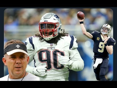 Breaking News!! New Orleans Saints are signing DT Malcom Brown to a 3-year deal