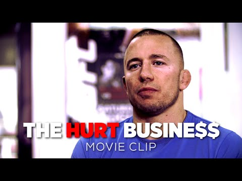 The Hurt Business (Clip 'The Nature of Fighting')