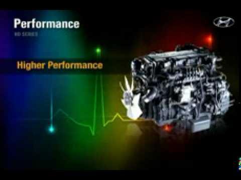 Hyundai Trucks, HD65, HD72, HD78 Hyundai Motor Company