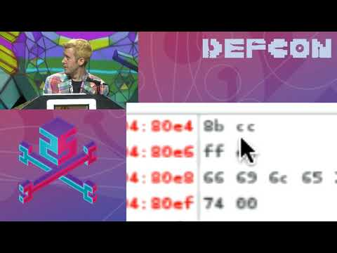 DEF CON 25 -  XlogicX - Assembly Language Is Too High Level