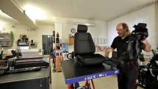 Pomocné univerzální stabilizační pásy - JP Systém - instalace