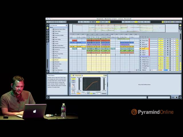 Ableton Live | Tips & Tricks: Operator, EQ & Panning and Creative Looping | HedFlux | Pyramind