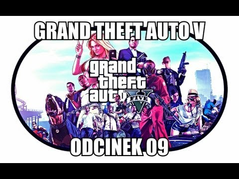 Zagrajmy w GTA 5 (Grand Theft Auto V)