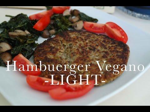 burger succulento di lenticchie (light) - ricetta facile