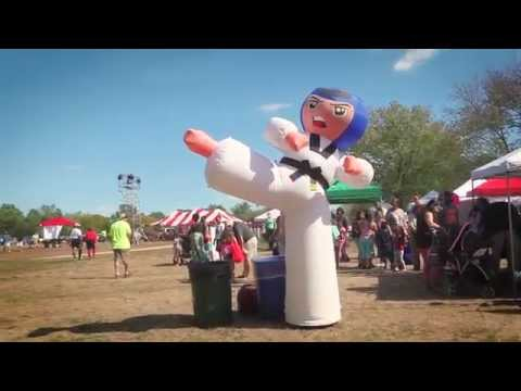 2nd Annual Franklin Day Festival 2015 Part 2
