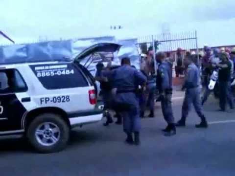 PM-MARANHAO MATA TRABALHADOR VEJA AÇAO AO VIVO Pedreiro José de Ribamar de 45 Anos-Sao Luis